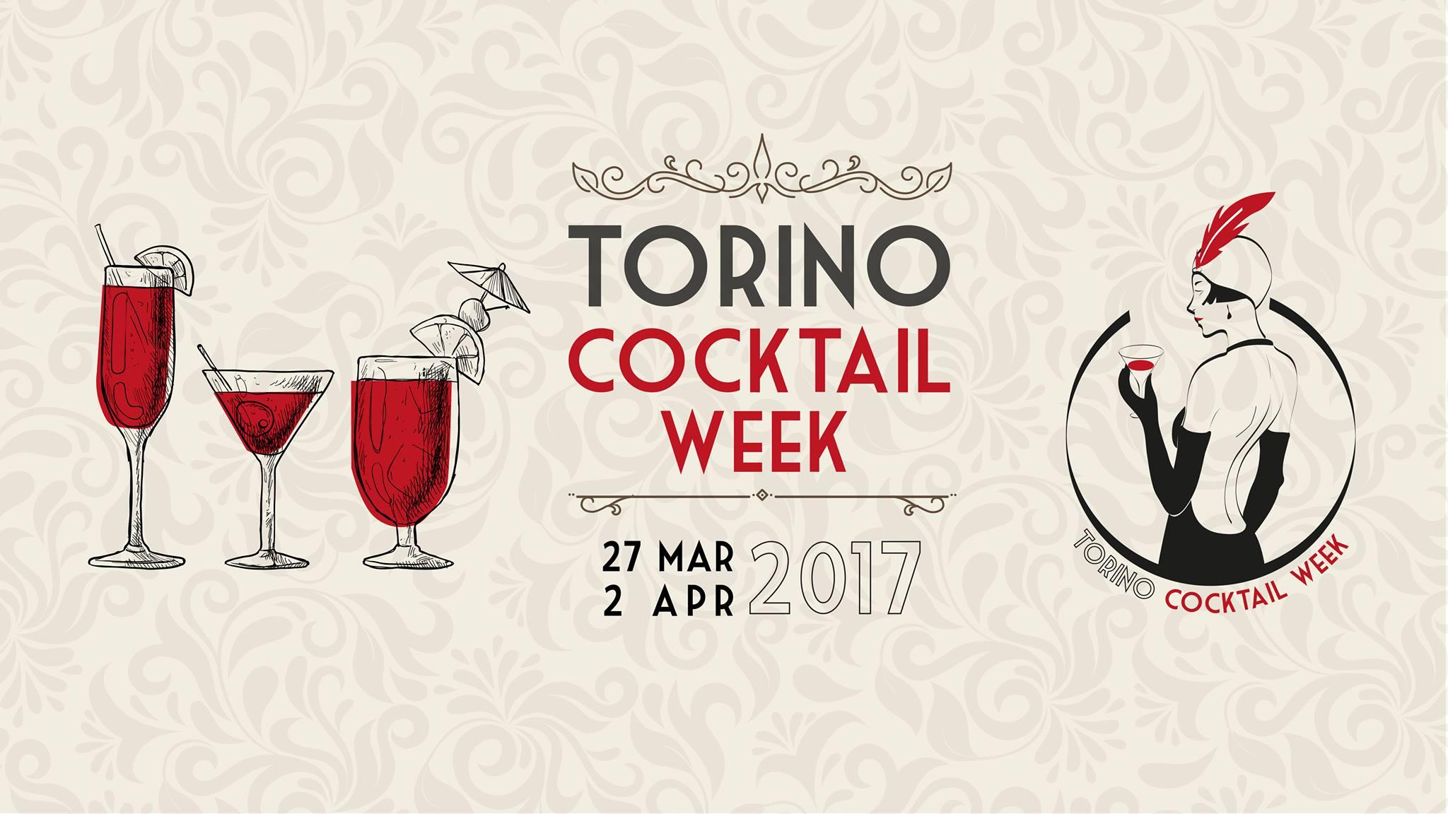 Torino Cocktail Week - Locandina