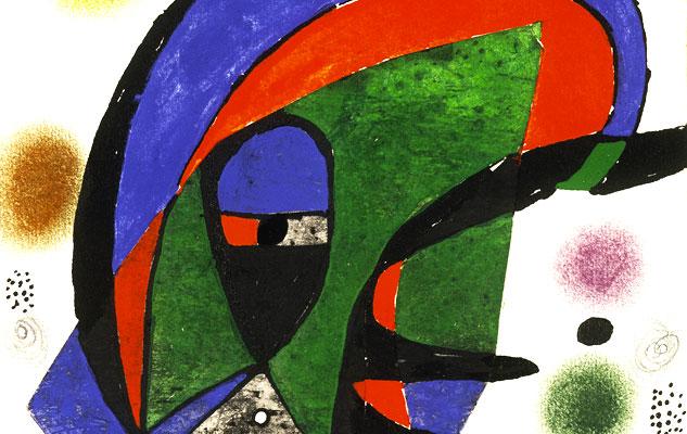 Mostra Miró! Sogno e Colore a Torino