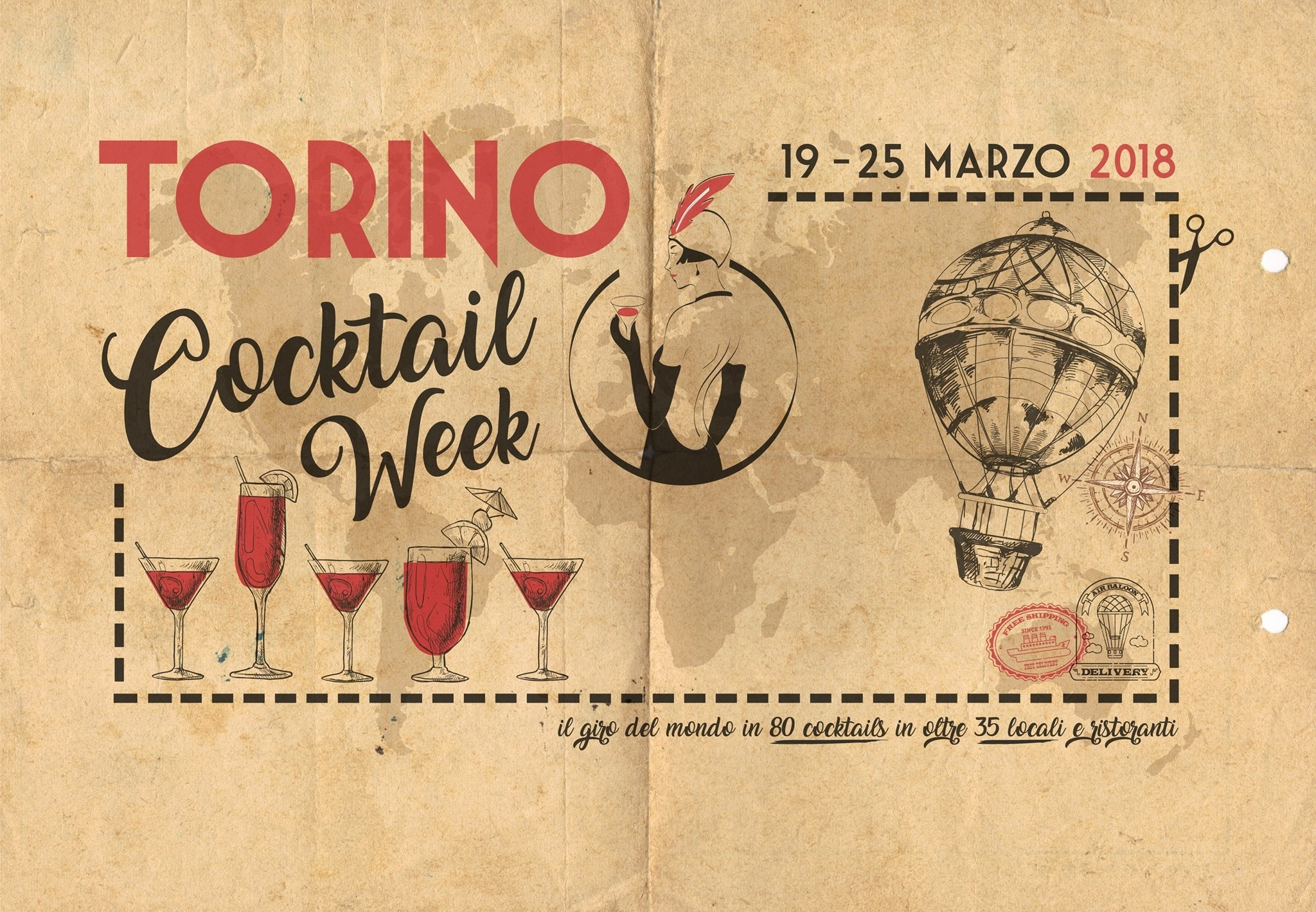 Torino Cocktail Week 2018