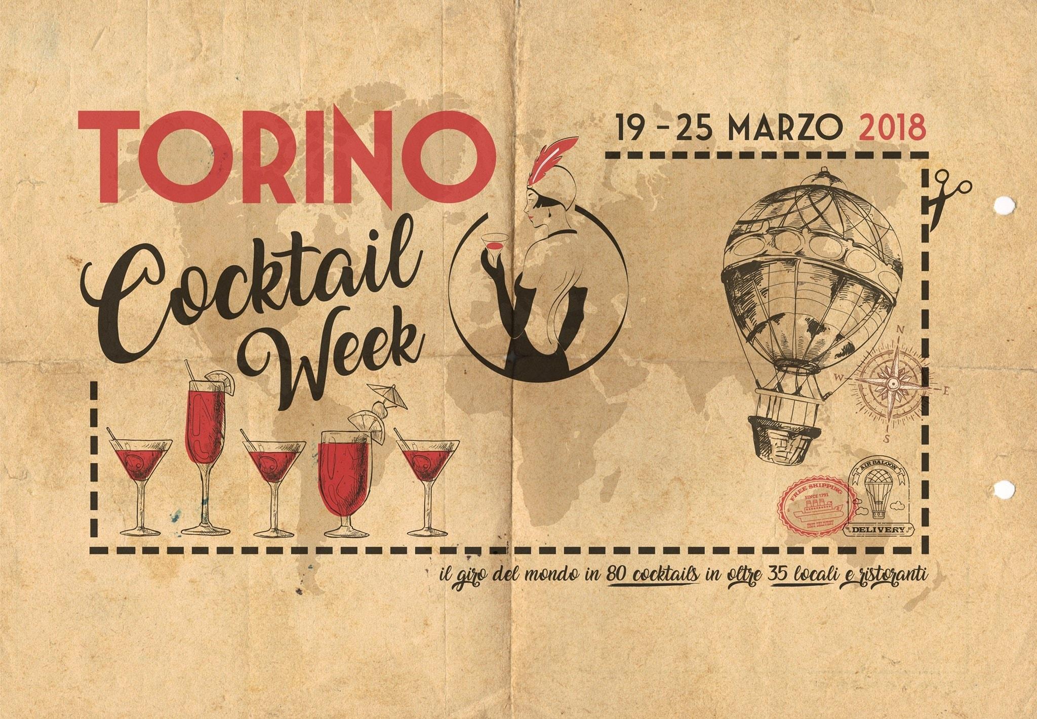 Torino Cocktail Week 2018