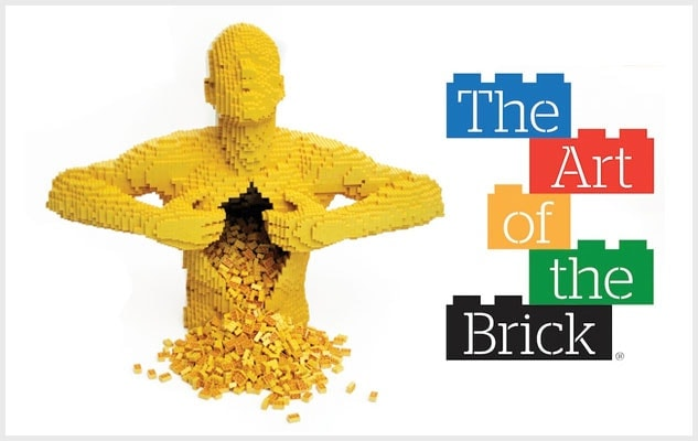The Art of the Brick, LEGO a Torino